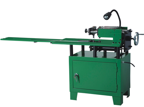 Double Knives Cutting Machine